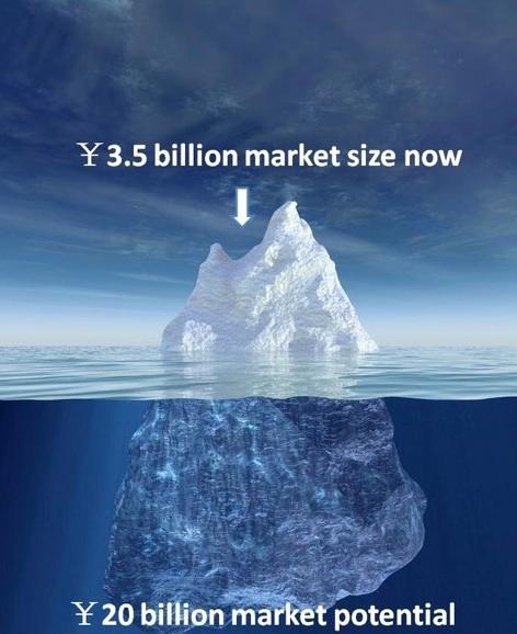 marché potentiel