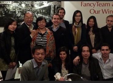 Interview de Fancy Cellar: Le site de ventes privées du vin à Shanghai