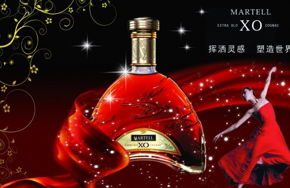 Le Marché du cognac en Chine