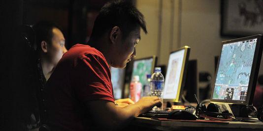 Chinois et réseaux sociaux