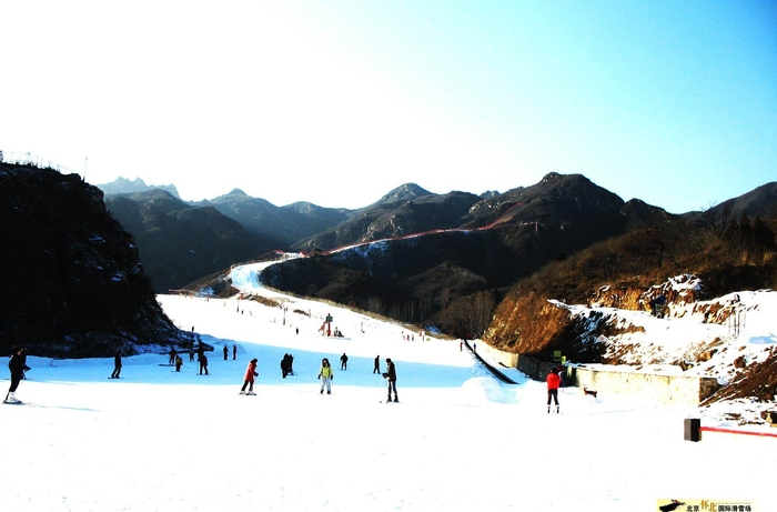 Huai_Bei Ski resort