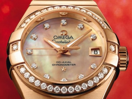 Montre-Omega-Constellation-Ladies-Watch-27-mm