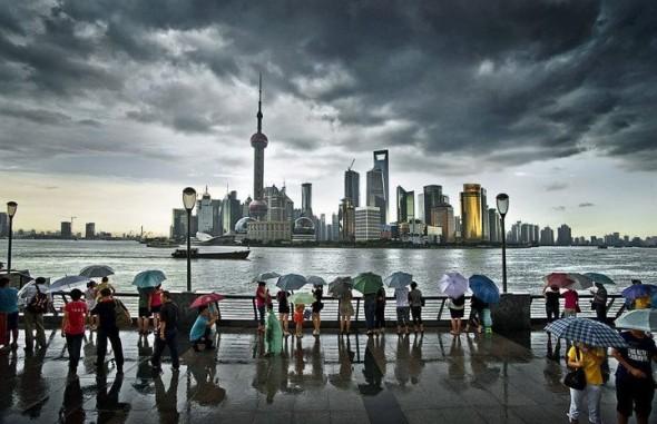 10 photos extraordinaires de Shanghai