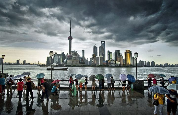 10 photos extraordinaires de Shanghai