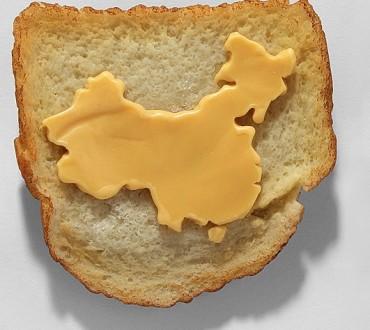 Le marché du fromage en Chine