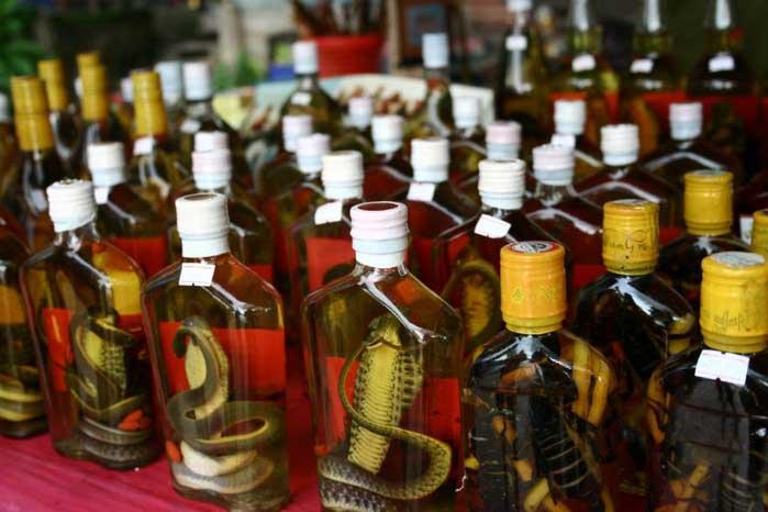 alcool Chinois