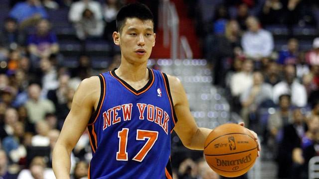 Jeremy Lin la nouvelle star des chinois