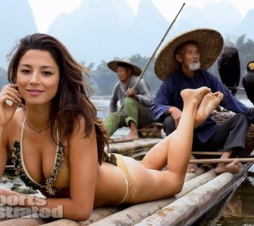 Sports Illustrated en Chine : la campagne de trop ?