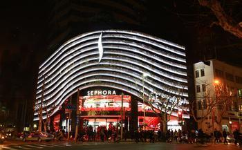 Sephora continue son développement en Chine