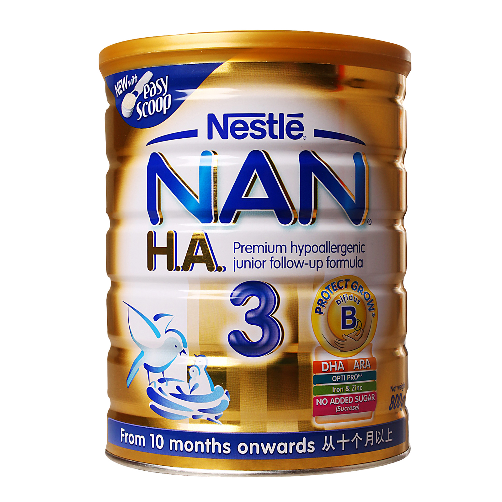 Nestle Nan ha