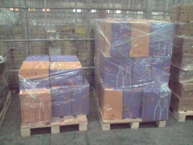 douanes chinoises