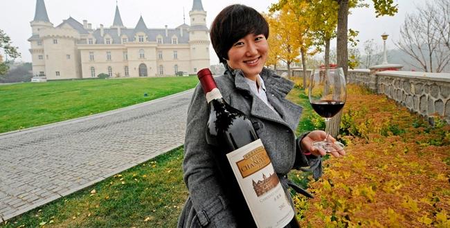 le marché du vin pour connaisseurs en Chine