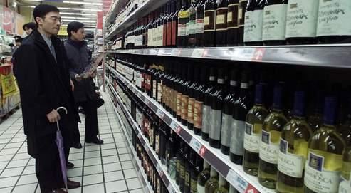 le vin grande consommation