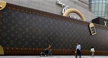 Le marché du luxe en Chine