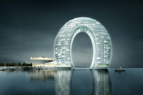 La Chine possède 68% des projets hôteliers dans la zone Asie Pacifique