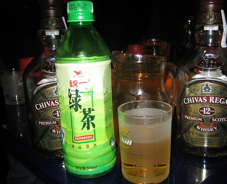 whiskey-and-green-tea
