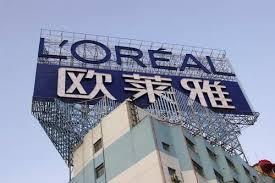 L'oreal en Chine