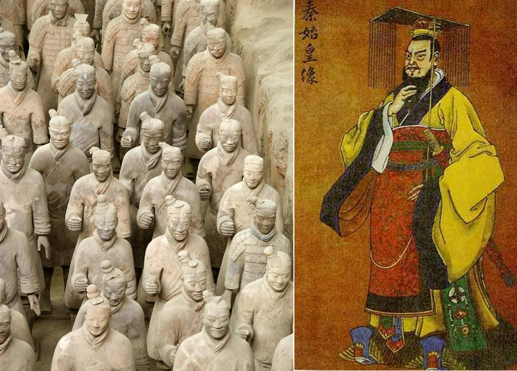 Terracotta-Army-and-Emperor-Qin-Shi-Huang