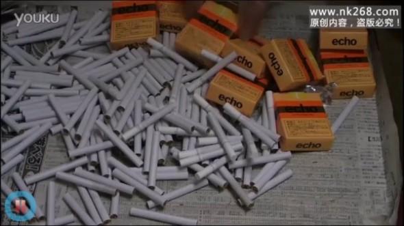 Faux Buzz d'une marque chinoise de cigarettes électronique