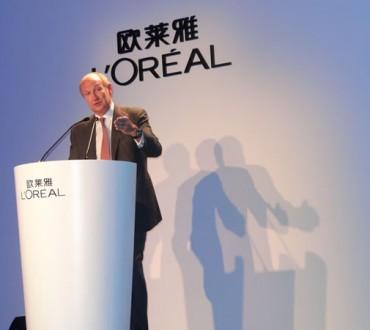 La Chine dans le viseur de L'Oréal