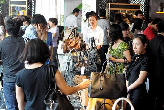 Ce sont les touristes chinois qui dépensent le plus !