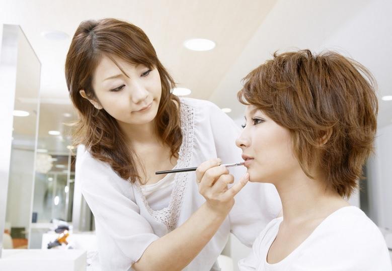 maquillage en Chine