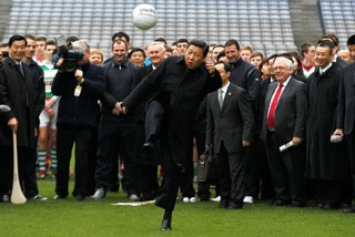 Football-xijinping
