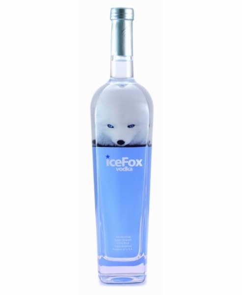 Ice Fow Vodka