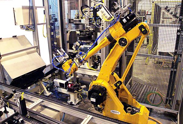 Intégration de robots dans les systèmes d'assemblage