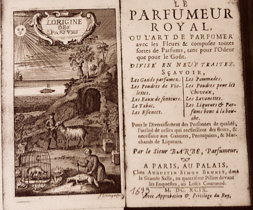 Parfumeur Royal