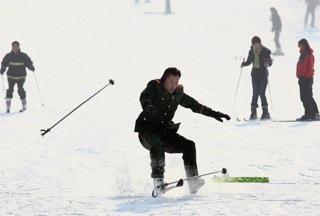 Ski-chine