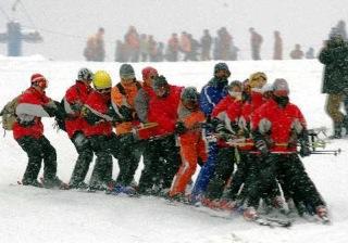Ski-chinois