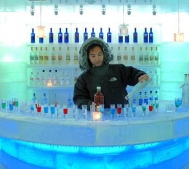 Le marché de la vodka en Chine