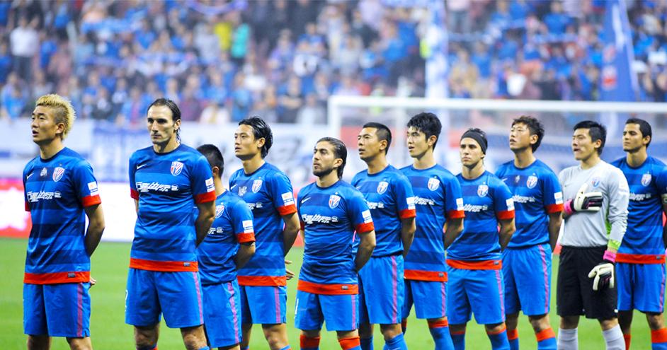 shanghai football