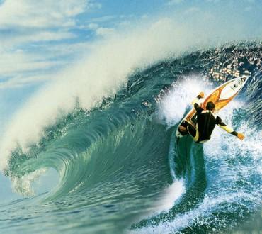 Le Surf en Chine