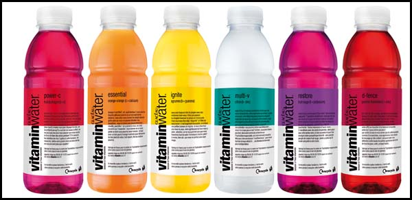 vitaminwater-family