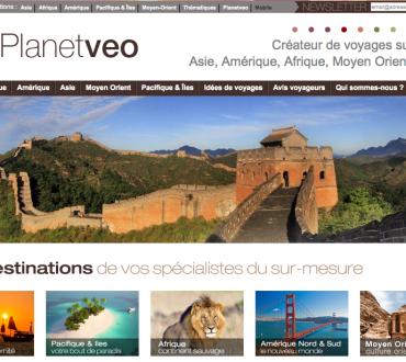 Interview exclusive de Planetveo, spécialiste dans le voyage en ligne