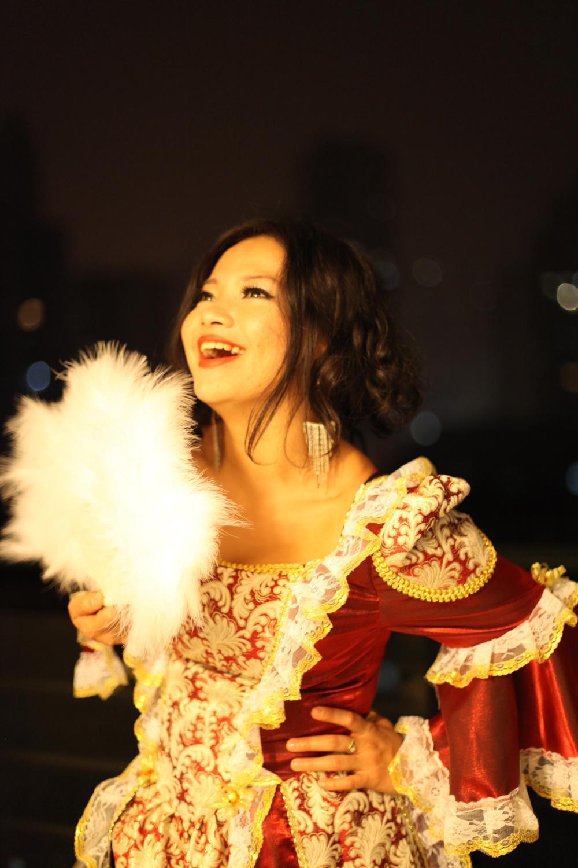 cosplay Asie