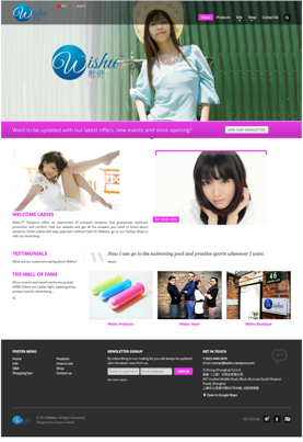 HomePage Website