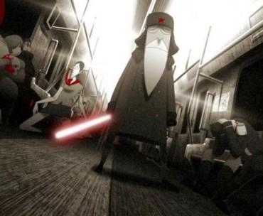 Light Saber SubWars – Magnifique court métrage d'animation