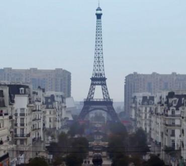 Il était une fois Paris en Chine, un ville Fantôme