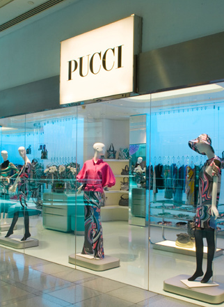 pucci chine flagship store