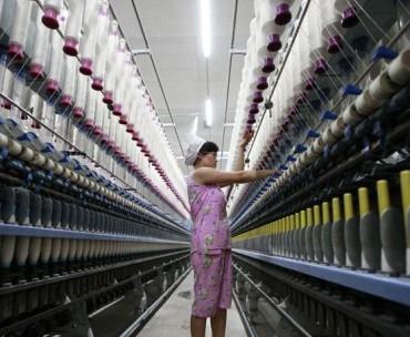 L'industrie du textile chinois délocalise