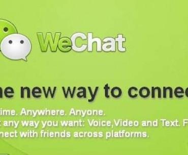Le Marketing sur WeChat en 2014