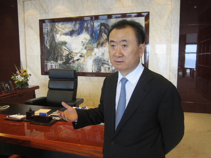 L'histoire de Wang Jianlin, depuis l'immobilier en Chine jusqu'à Hollywood