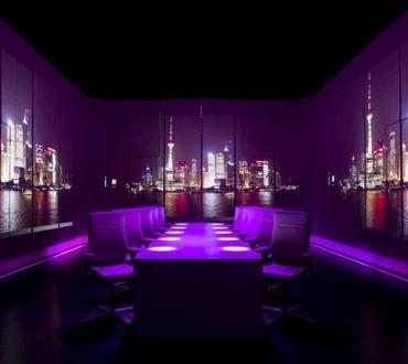 Unique expérience à Shanghai : Ultraviolet