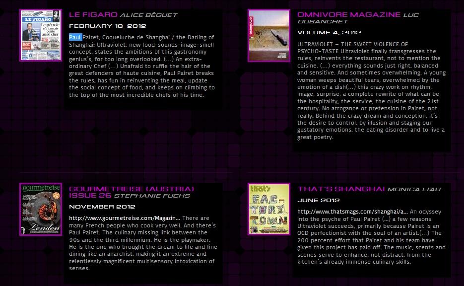 ultraviolet PR
