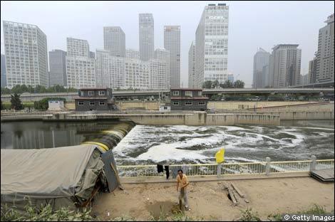 Beijing water