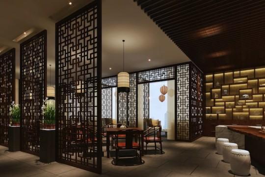 Les hôtels de luxe dans les villes secondaires en Chine