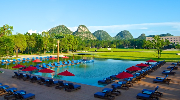 club med chine